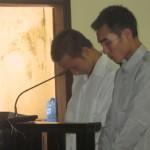 Hai người đầu tiên bị phạt tù vì hôi của ở Vũng Áng