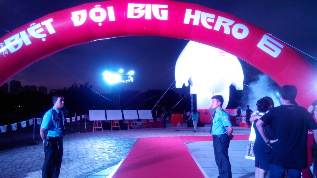 Bao ve su kien Gioi thieu phim BIG HERO 6_2
