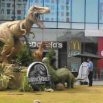 """""""Thế Giới Khủng Long – Jurassic World"""" tại Quận 7, Tp.HCM."""